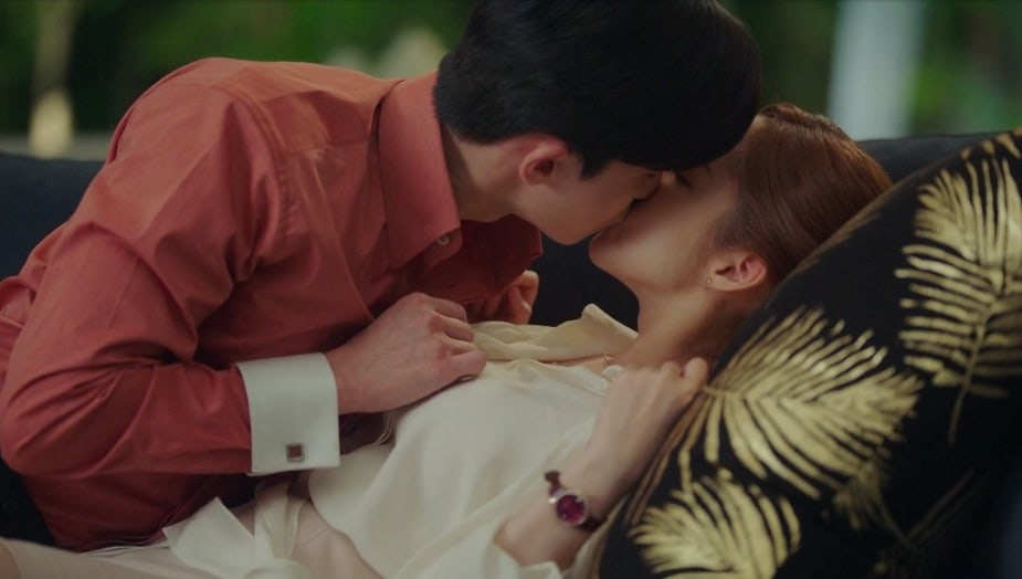 Image result for what's wrong with secretary kim couple