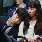 """VIXX's Hongbin And Yoon So Hee Have Close Encounter On The Bus In """"Witch's Love"""""""