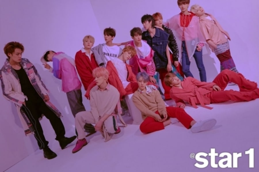"SEVENTEEN Talks About Pressures Of Being ""Self-Producing Idols"" With @star1"