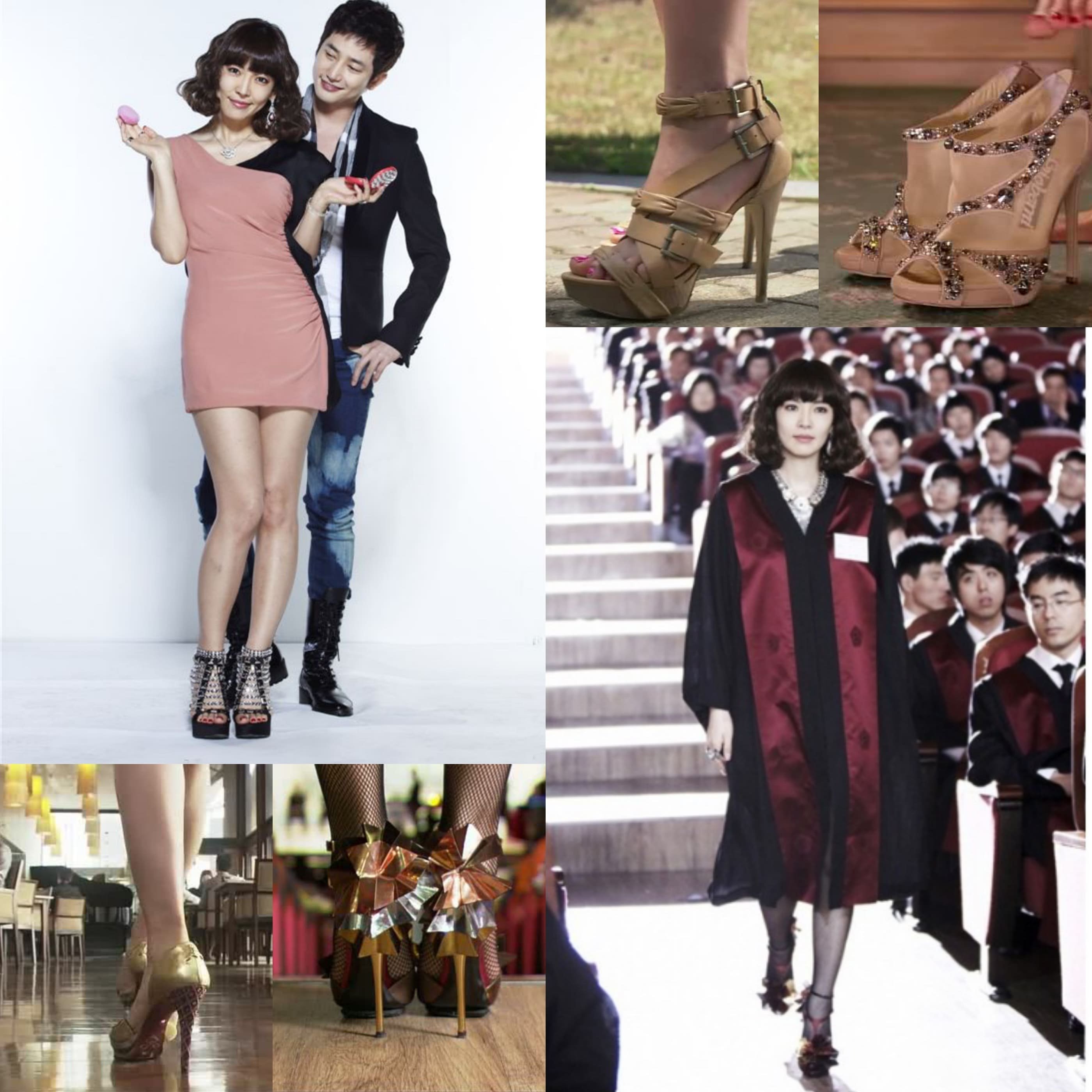 Boys Over Flowers Park Sun Ja: The Perfect Pair: 7 K-Drama Moments That Gave Us Major