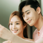 "Park Min Young And Park Seo Joon Are A Picture Perfect Couple In ""What's Wrong With Secretary Kim"""
