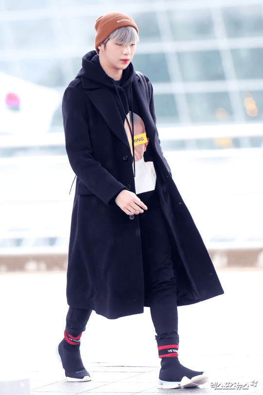 10 K Pop Airport Fashion Looks In 2018 That We Love Soompi
