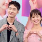 "Lee Si Young On Reuniting With Ji Hyun Woo After 8 Years For ""Risky Romance"""