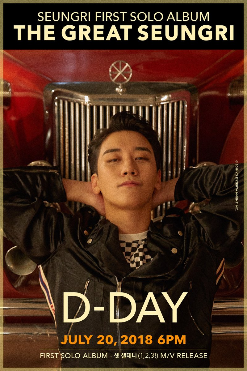 Image result for seungri the great