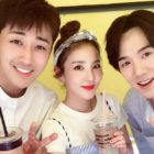 Sandara Park Joins Son Ho Jun And Yoo Yeon Seok For Special Charity Event