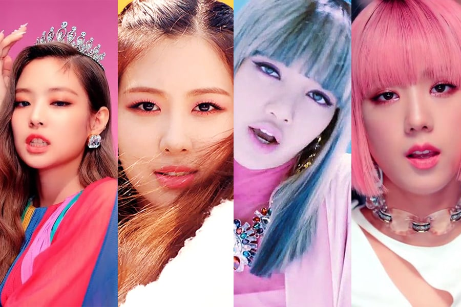 Image result for Black Pink