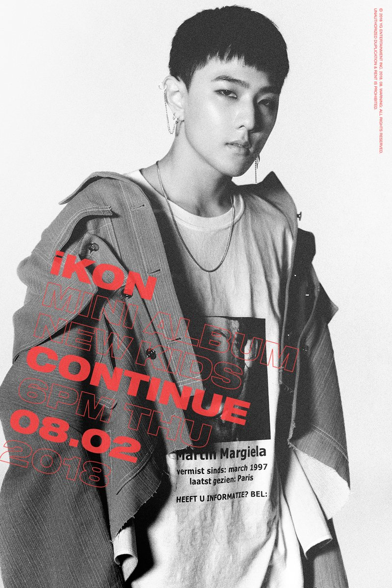 """Update: iKON Is Ready For Their Comeback In D-Day Teaser For """"New"""