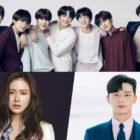 Koreans Vote On The Best Idols, Actors, And Dramas Of 1st Half Of 2018
