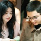 Photos Shared From 1st Script Reading Of New Drama Starring Nam Ji Hyun And EXO's D.O.