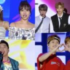 "Watch: TWICE, Wanna One, Seungri, NCT 127, And More Perform On ""Music Core"" Special Episode"
