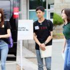 """BLACKPINK's Lisa, PENTAGON's Hongseok, Lee Yoo Bi, And More Begin Filming For """"Real Men 300"""""""