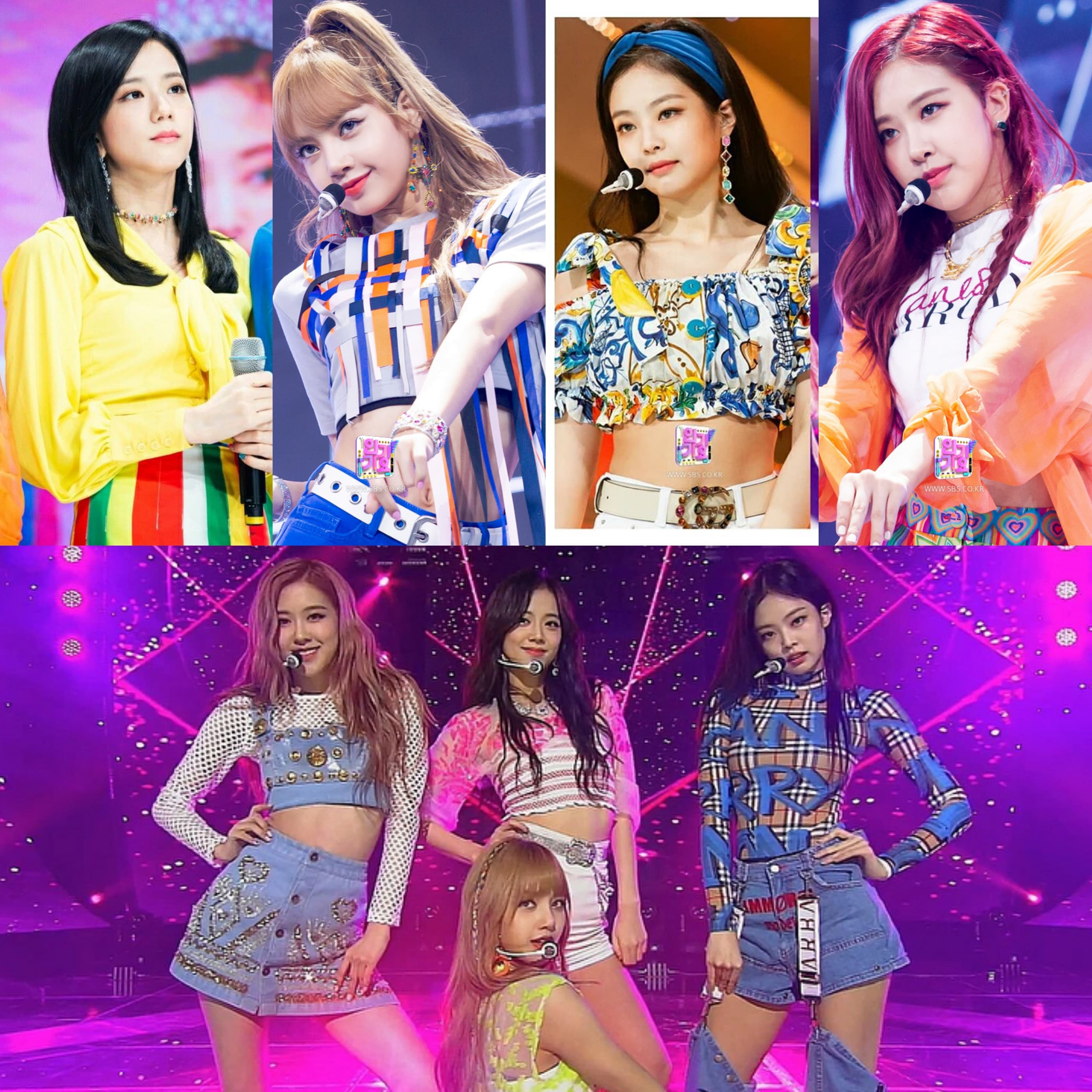 Sizzlin Style 7 Of Blackpink S Latest And Hottest Performance