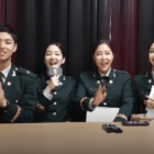 """""""Real Men 300"""" Cast Including Hongseok And Lisa Share Their Actual Experience In The Army"""