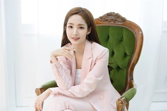 Park Min Young Talks About Why Her Whats Wrong With Secretary Kim