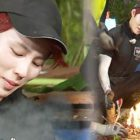 "Wanna One's Ha Sung Woon Shows His Survival Skills As Fastest Idol To Light Fire On ""Law Of The Jungle"""