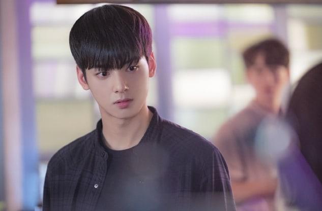 Phim tâm lý, tình cảm: ASTRO Cha Eun Woo, Im Soo Hyang và Park Joo Mi gặp nhau tại quán bar Cha-Eun-Woo-1-1