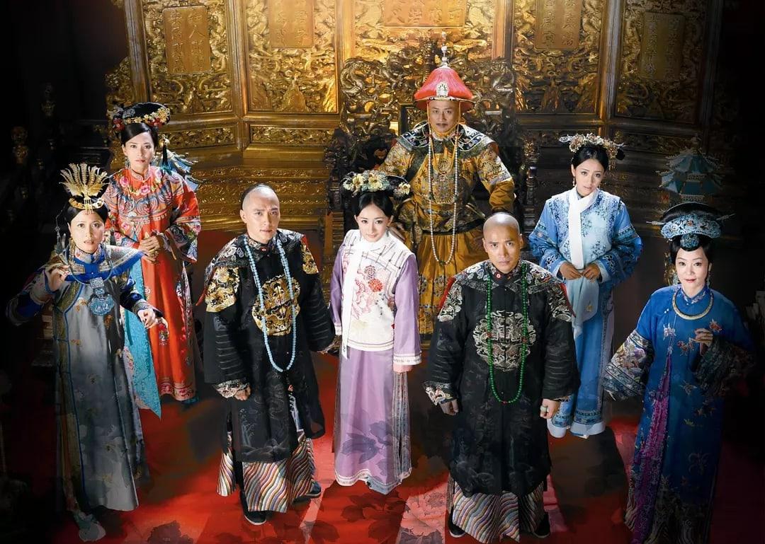 Pemeran dalam drama KDrama, Palace (Gong)
