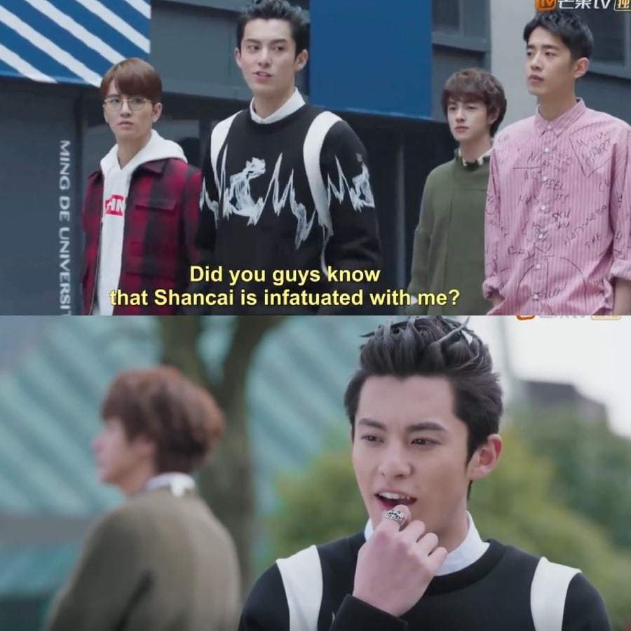 """11 Times """"Meteor Garden 2018"""" Star Dylan Wang Made Us Swoon 