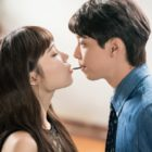"""Yoon So Hee And Hyun Woo Play The Pepero Game In """"Witch's Love"""""""