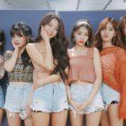 AOA Members Celebrate Group's 6th Anniversary