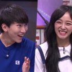 Watch: BTOB's Eunkwang Tries His Best To Make gugudan's Kim Sejeong Laugh