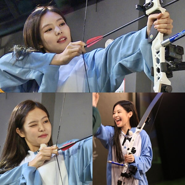 BLACKPINK's Jennie To Show Off Her Archery Skills On