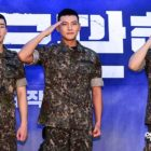 INFINITE's Sunggyu, Ji Chang Wook, And Kang Ha Neul Open Up About Their Upcoming Military Musical