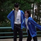 """Watch: Cha Eun Woo Teaches ASTRO's Choreography To Im Soo Hyang In Making-Of Video For """"My ID Is Gangnam Beauty"""""""