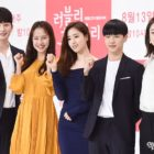 """""""Lovely Horribly"""" Cast Picks The Most Lovely Cast Member, Throws Birthday Party For Song Ji Hyo"""