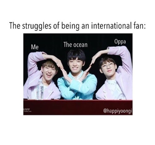 8 Struggles That Cause International Fans To Cry Soompi