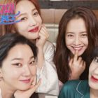 Song Ji Hyo, Red Velvet's Joy, WJSN's Cheng Xiao, And Jang Yoon Ju Confirmed As MCs For New Variety Show