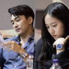Song Seung Heon And f(x)'s Krystal's New Drama Holds First Script Reading With Full Cast