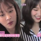 """Watch: EXID's Hani And Weki Meki's Choi Yoojung Have An Awkward But Cute First Meeting For """"Secret Sister"""""""