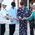 "Shinhwa Show Off Adorable Side With Striped Pajamas On ""2 Days & 1 Night"""