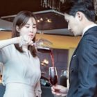 "Seohyun And Kim Jun Han Share A Glass Of Wine As Bitter Enemies In ""Time"""