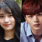 DIA's Jueun Personally Responds To Dating Rumors With BTOB's Yook Sungjae