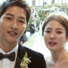 "Song Joong Ki Shares How Song Hye Kyo Supported Him For New Drama ""Arthdal Chronicles"""