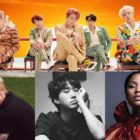 """Celebrities Join The Hype Train For BTS's Fantastical """"IDOL"""" Comeback"""