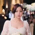 "Lee Yoo Ri Is Mysteriously Unhappy On Her Wedding Day For ""Hide And Seek"""