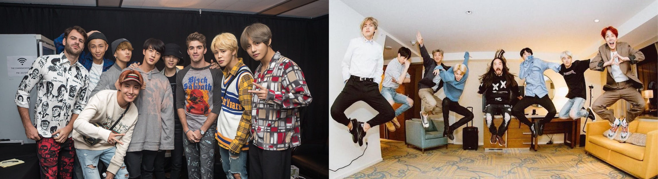 """BTS's """"Love Yourself"""" Is Now Complete: Here's A Look At The"""