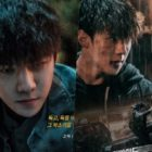 """EXO's Sehun Is A Brooding Fighter In Dramatic New Posters For """"Dokgo Rewind"""""""