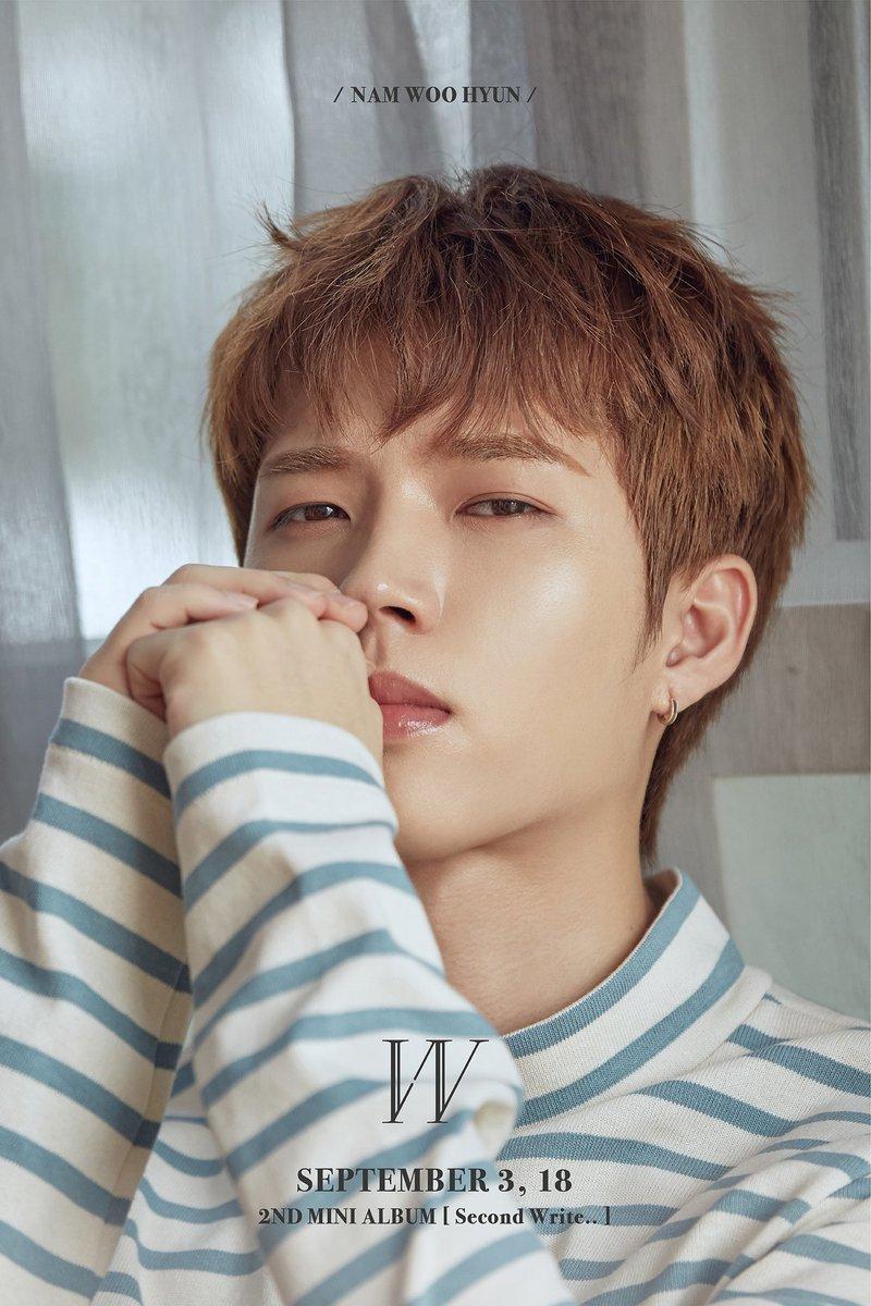 "Kim Sung Kyu (Infinite) >> Album ""10 Stories"" - Página 7 Woohyun"