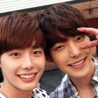 Lee Jong Suk And Kim Woo Bin Take A Vacation Together In Hawaii