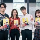 Girls' Generation's Sooyoung And Choi Tae Joon's New Drama Holds First Script Reading