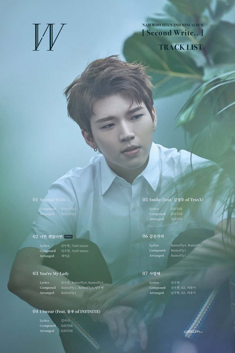 "Kim Sung Kyu (Infinite) >> Album ""10 Stories"" - Página 7 Woohyun-track-list"