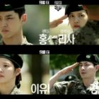 "Watch: BLACKPINK's Lisa, PENTAGON's Hongseok, Kang Ji Hwan, And More Get Pushed To Their Limits In ""Real Men 300"""