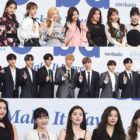 Watch: Stars Shine On The Blue Carpet For 2018 Soribada Best K-Music Awards