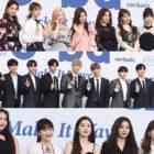 Watch: Stars Shine On The Blue Carpet For 2018 Soribada Best K-Music Awards