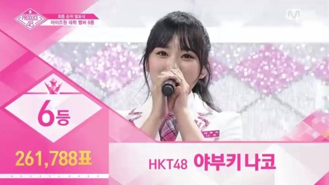 """Announcing The TOP 12 Of """"Produce 48"""" – IZ*ONE 