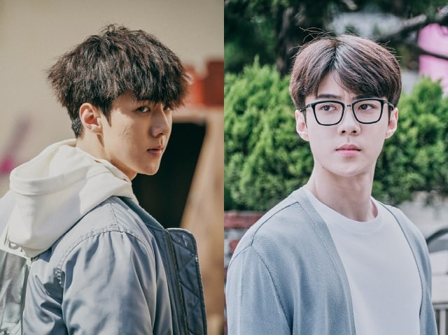 Exo S Sehun Is Both A Fighter And Model Student In Dokgo Rewind